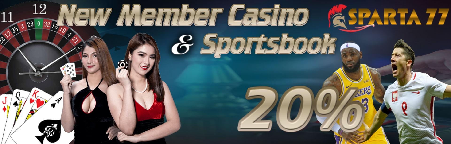 bonus casino sportbook